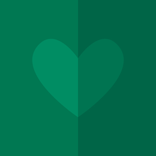 Green Heart Image