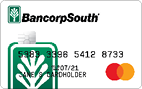 White Standard BancorpSouth MasterCard