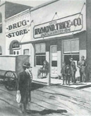 Raymond Trice and Co exterior, 1876