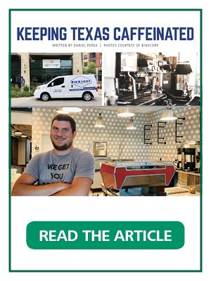 Keeping Texas Caffeinated Article Image