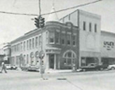 Bank of Mississippi exterior, circa 1960