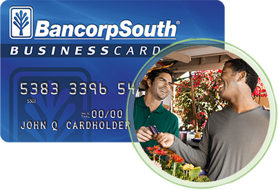 image of business credit card