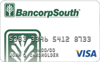 BANCORP SOUTH CREDIT CARD WHITE FINAL CLASSIC VISA