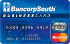 BANCORP SOUTH CREDIT CARD BLUE